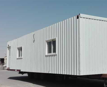 Sustainable Modular & Knock down Buildings